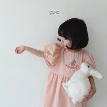 rabbit ops<br>peach pink<br>『guno・』<br>20SS <br>定価<s>4,300円</s>XL