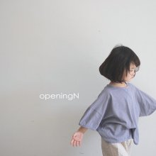 raum short T<br>white、beige、blue<br>『opening N』<br>20SS<img class='new_mark_img2' src='https://img.shop-pro.jp/img/new/icons13.gif' style='border:none;display:inline;margin:0px;padding:0px;width:auto;' />