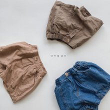 Joripon Pants<br>3 color<br>『anggo』<br>20SS