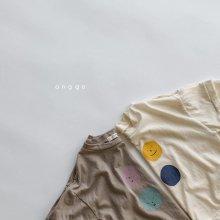 Emoji T<br>2 color<br>『anggo』<br>20SS <br>定価<s>1,700円</s>