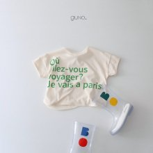 many lettering T<br>green<br>『guno・』<br>20SS <br>定価<s>1,600円</s>S/M/XL