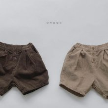 Peanut Pants<br>2 color<br>『anggo』<br>20FW【STOCK】