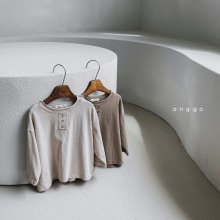 Biscuit long T<br>2 color<br>『anggo』<br>20FW