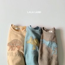 Dinosaur Sweat <br>3 color<br>『lala land』<br>20FW 【STOCK】