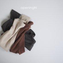 Mild leggings<br>3 color<br>『opening N』<br>20FW