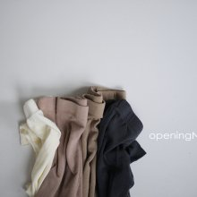 Clover leggings<br>4 color<br>『opening N』<br>20FW