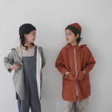 Gogo hoody jumper<br>2 color<br>『opening N』<br>20FW