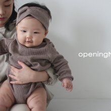 waffle bebe<br>5 color<br>『opening N』<br>20FW