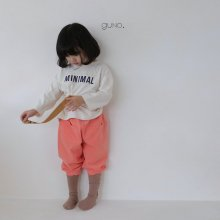 minimal T <br>ivory<br>『guno・』<br>20FW【STOCK】<br>S