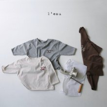 32 T<br>grayish beige<br>『l'eau』<br>20FW【STOCK】