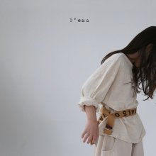 circle T<br>oatmeal<br>『l'eau』<br>20FW <br>【STOCK】