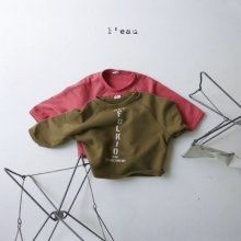 wet T<br>khaki<br>『l'eau』<br>20FW<br>【STOCK】