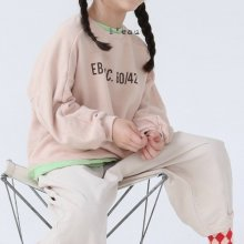 back cutting (ebco) T <br>pink<br>『l'eau』<br>20FW <br>【STOCK】