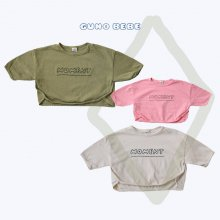 bebe moment T <br>3 color<br>『bebe de guno・』<br>20FW<img class='new_mark_img2' src='https://img.shop-pro.jp/img/new/icons13.gif' style='border:none;display:inline;margin:0px;padding:0px;width:auto;' />