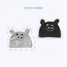 panda hat<br>『guno』<br>20FW<img class='new_mark_img2' src='https://img.shop-pro.jp/img/new/icons13.gif' style='border:none;display:inline;margin:0px;padding:0px;width:auto;' />