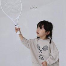 tennis T<br>light beige<br>『guno・』<br>20FW