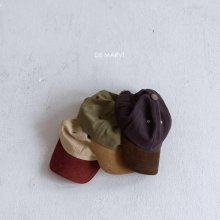 Corduroy 2tone Cap<br>20FW 【9/23から発送】<img class='new_mark_img2' src='https://img.shop-pro.jp/img/new/icons13.gif' style='border:none;display:inline;margin:0px;padding:0px;width:auto;' />