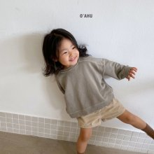 Fuzzy Dying Sweatshirt<br>3 color <br>『O'ahu』<br>20FW 【STOCK】<br>M/L/XL