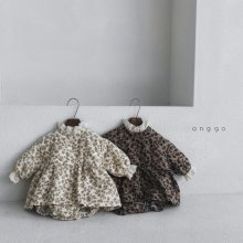 Bebe Garden Suit<br>2 color<br>『anggo』<br>20 FW