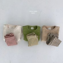 Anpan SET<br>3 color<br>with Baby<br>『lala land』<br>20 FW