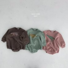 Bebe dinosaur suit<br>3 color<br>『lala land』<br>20 FW