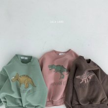 Dinosaur sweat<br>3 color<br>『lala land』<br>20 FW 【STOCK】