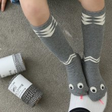 Snake Knee Socks<br>『mini dressing』