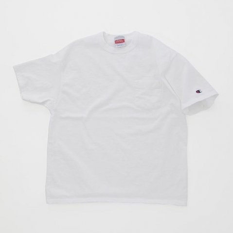 <img class='new_mark_img1' src='//img.shop-pro.jp/img/new/icons54.gif' style='border:none;display:inline;margin:0px;padding:0px;width:auto;' />  KeyHole / POCKET TEE SHIRT - white
