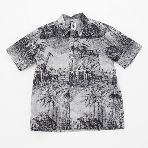 CORONA / SUMMER B.D SHIRT - safari