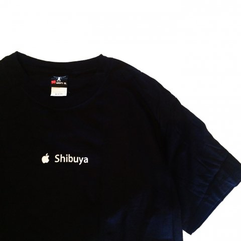 USED Apple Shibuya Limited Tee