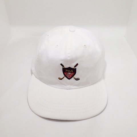90s Polo Ralph Lauren Cap - golf