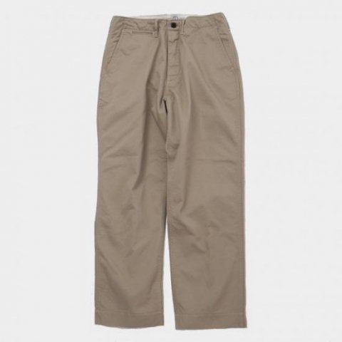 CORONA / DESERT SLACKS - 41 khaki type chino cloth