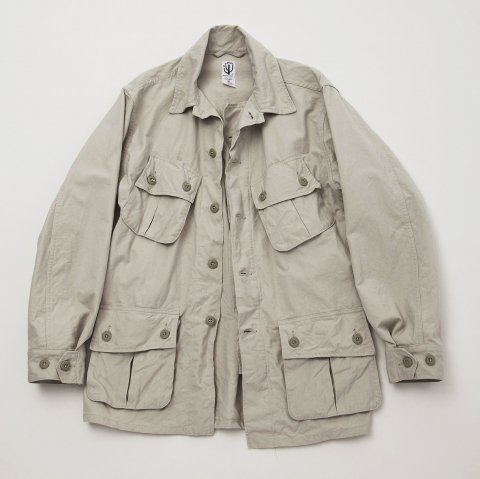 CORONA / JUNGLE EXPERT JACKET - takeyari cotton duck