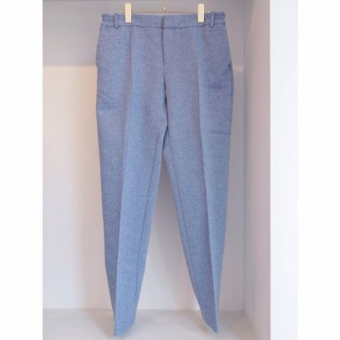 SOULLAND / Kreuzberg Suit Pants - blue
