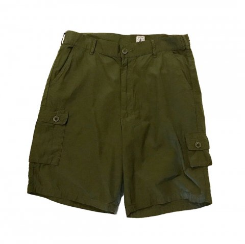 VET TIGER SHORTS - cotton ripstop od