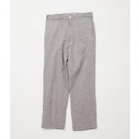 <img class='new_mark_img1' src='//img.shop-pro.jp/img/new/icons3.gif' style='border:none;display:inline;margin:0px;padding:0px;width:auto;' />  FRENCH CAFE PANTS 2 - cotton fleecelined heather gray