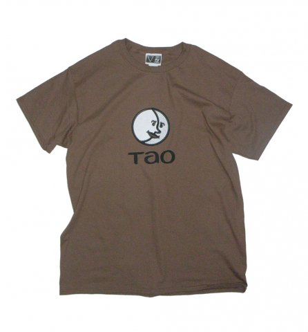SPUT performance / Tao T-shirt - chocolate