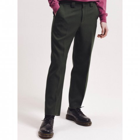 MAIDEN NOIR / Work Trouser - forest
