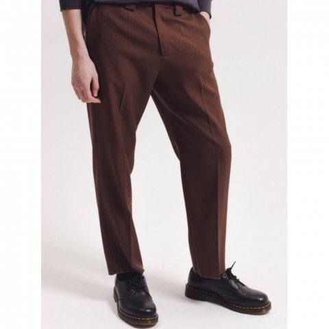 MAIDEN NOIR / Work Trouser - brown