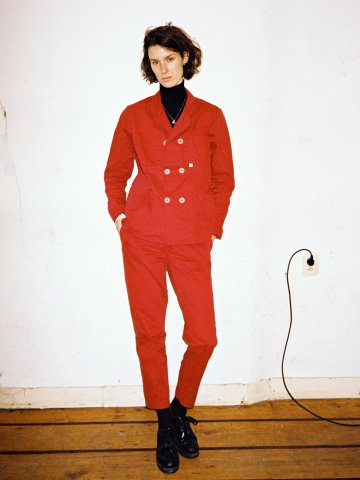 Bonne Suits / Bonne Suits - red