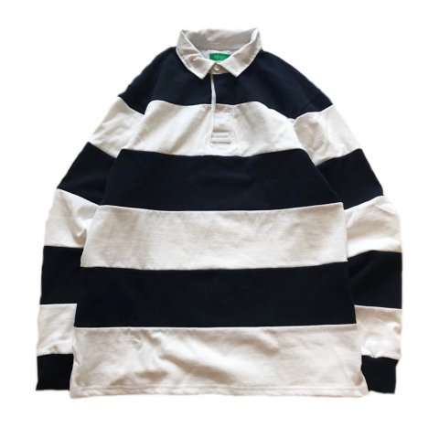MAGILL LA / Hockney - navy×white