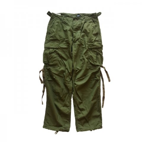 CORONA / JUNGLE SLACKS - g-poplin od