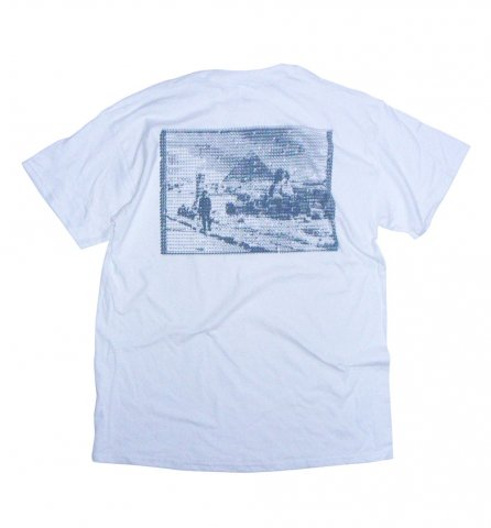 SPUT performance / Egypt? T-shirt - gray
