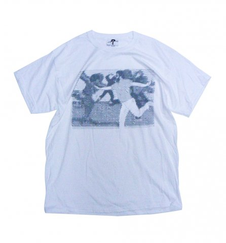 SPUT performance / DANCE? T-shirt - gray