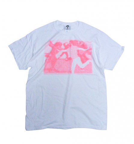 SPUT performance / DANCE? T-shirt - pink