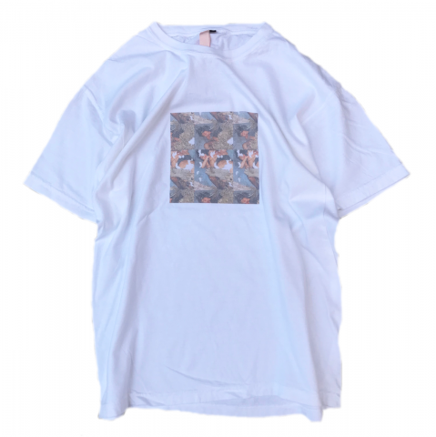 repeat pattern / Erobon Square T-shirt