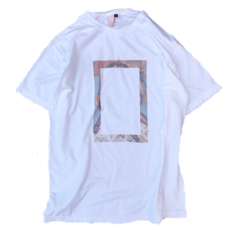 repeat pattern / Erobon Rectangle T-shirt