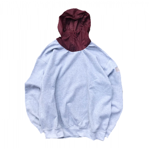 <img class='new_mark_img1' src='//img.shop-pro.jp/img/new/icons3.gif' style='border:none;display:inline;margin:0px;padding:0px;width:auto;' />  SLIP INSIDE / SIS Docking Hoodie - maroon
