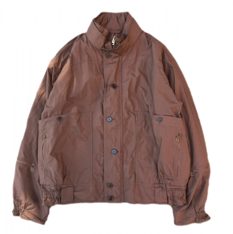 CORONA / HUNTER HIKER JACKET -  typewriter cloth  / mocha