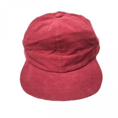 <img class='new_mark_img1' src='//img.shop-pro.jp/img/new/icons3.gif' style='border:none;display:inline;margin:0px;padding:0px;width:auto;' />  bedlam / Original Corduroy Cotton Cap - burgandy corduroy